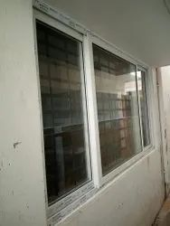 HAUSLER Residential UPVC Fixed Windows, Glass Thickness: 5 Mm
