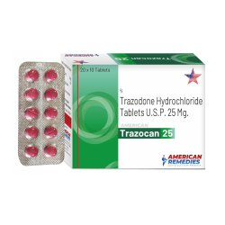 Trazocan 25 Tablets