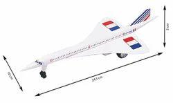 Concorde Pullback Vehicle Toy