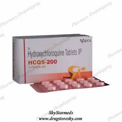 Hydroxychloroquine Tablet 200mg