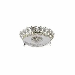 Round Leaf Tray, Size-Small