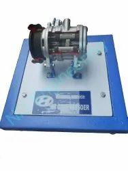 Ac Compressor Cut Section Model