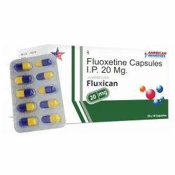 20 mg Fluoxetine Capsules