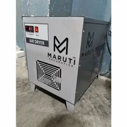 Maruti Pneumatics Stainless Steel RP-06 Air Dryer, Capacity: 60 Cfm, Automation Grade: Automatic