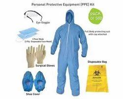 Reusable Non-Woven PPE Kit