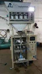 4-Head Linear Weigher Machine