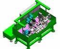 Semi Automatic SPM Machine
