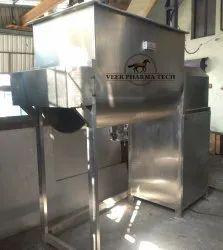 Stainless Steel Flour Blender Ribbon Mixer Machine Powder Mixing Equipment