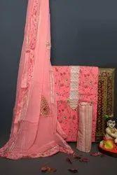Ladies Dress Salwar Material