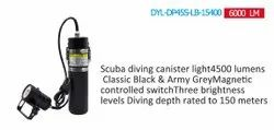 Under Water LED Diving Flashlight -DYL-DP45S-LB15400