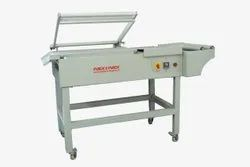 semi automatic sealer with tunnel
