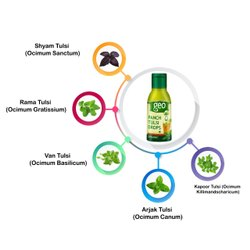 Tulsi Extract, Packaging Type: Plastic Bottle, Packaging Size: 20 Ml