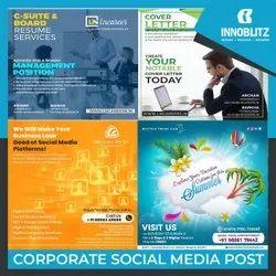 2 Days Digital Marketing Corporate Social Media Post, in Global