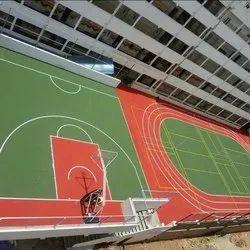 Running Track Flooring