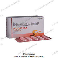 Hcqs 200mg Tablets