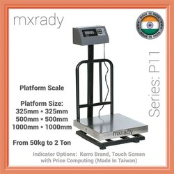 Mxrady Platform Weighing Scale 60kg/5gm