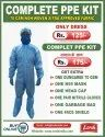 COMPLETE PPE KIT 70 GSM DUNGAREE