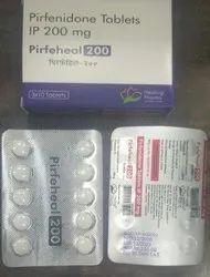 Pirfenidone 200mg Tablet