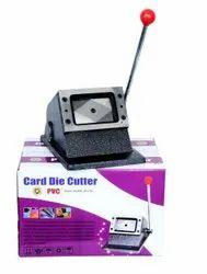 Pvc Id Card Die Cutter