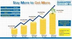 Insurance And Fixed Monthly Income Plan Service