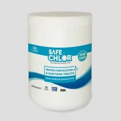 Surface Disinfectant & Sanitizing Tablets
