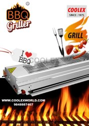 Gas BBQ Griller