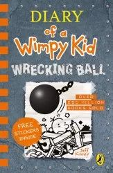 5+ Diary Of A Wimpy Kid: Wrecking Ball, English