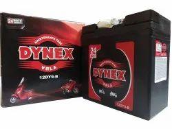 Capacity: 9Ah Dynex 12DY9-B VRLA Two Wheeler Battery