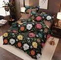彩色印花全棉床单,型号:双层