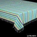 Yarn Dyed Table Cloths
