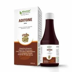 Liver Enzyme Ayurvedic Syrup 200ml.