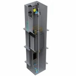 500 Kg Traction Goods Lift