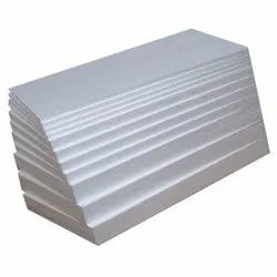 Normal EPS Rectangle Packaging Thermocol Sheet, Thickness: 12 Mm