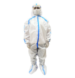 Washable PPE kit for personal and medical protection for Covid 19