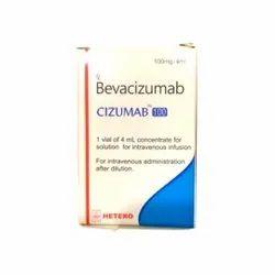 Cizumab 100mg/4ml Bevacizumab Injection