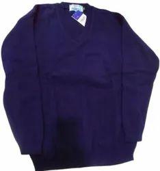 Vp Oswal Boys School Uniform Woolen Sweater