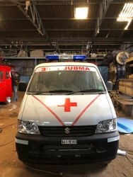 Maruti Eeco Ambulance