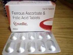 Ferrous Ascorbate Tablets
