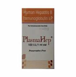 Plasmahep 100 IU Injection