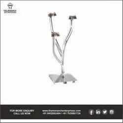 Acrylic Optical Counter Display Stand