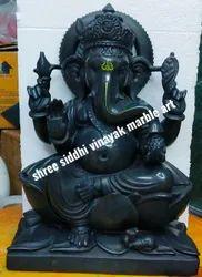 Marble Idol Ganesh Statue