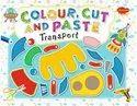 Colour Cut And Paste Activity Different Books