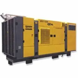 Atlas Copco Air Compressors XRV1200 Spares Available, For Borwell, 3942 X 1600 X 2465