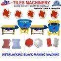 Parking Tiles Block Making Machine