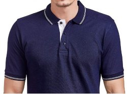 Polo T Shirts With Collar And Sleeve Tripping