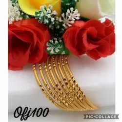Party Wear Imitation Bangles