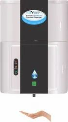 8/10 Litres Automatic Hand Sanitizer Dispenser With Contact-Less Thermometer