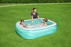 BESTWAY Rubber Inflatable Kids Bath Tub