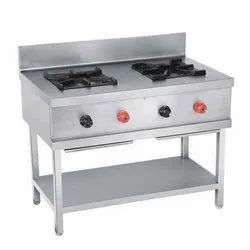 Commercial  Double Gas Burner