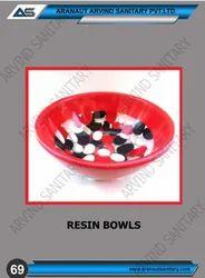 Resin Bowls